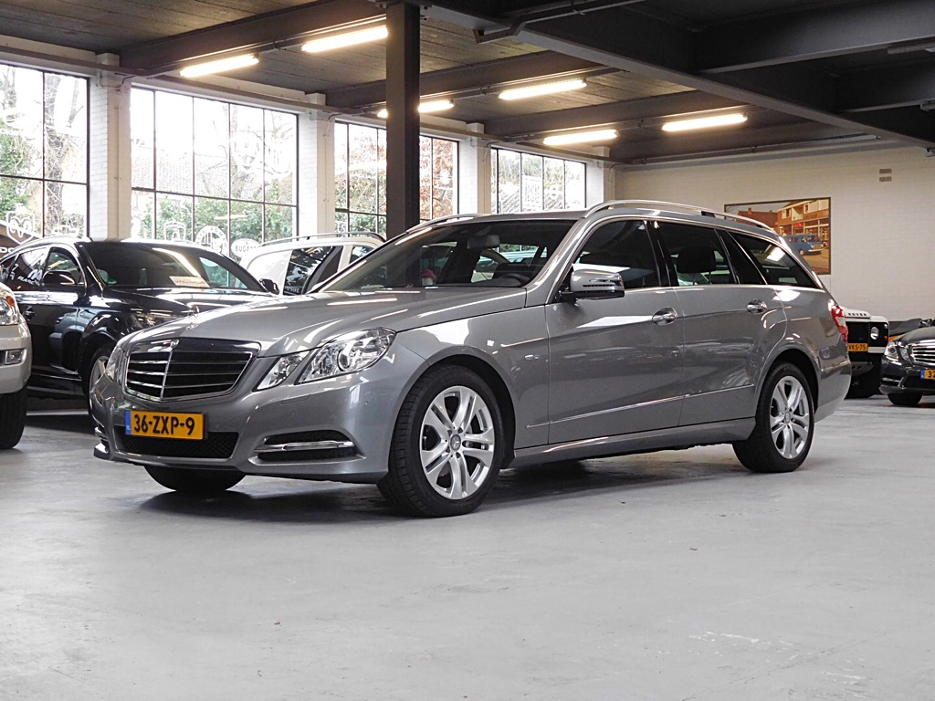 Mercedes E220 Avantgarde